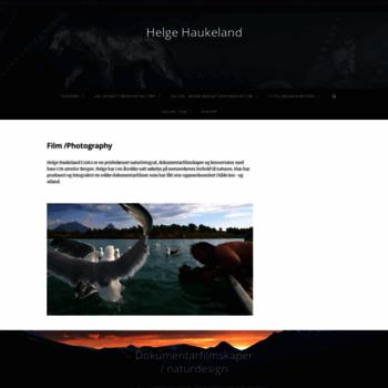 Helgehaukeland.no thumbnail