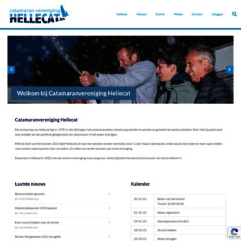Hellecat.nl thumbnail