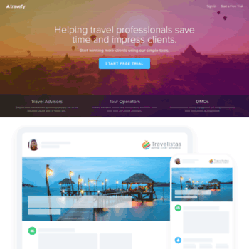 hello travefy com at WI  Itinerary Management For Travel