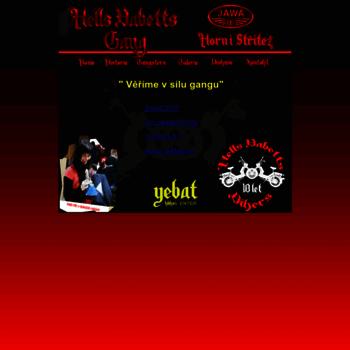 Hellsbabetts.cz thumbnail