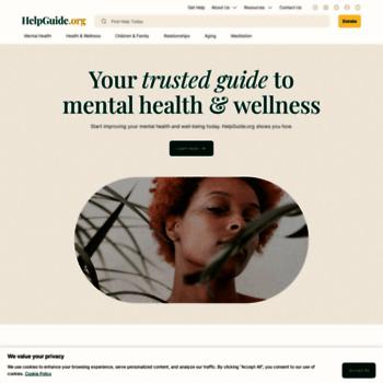 Helpguide.org thumbnail