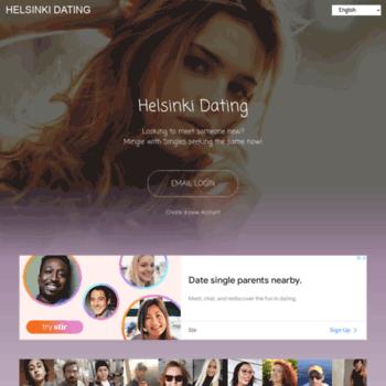Helsinki dating service