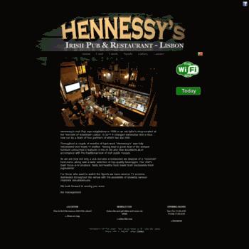 Hennessys Pub Com At Wi Hennessys Irish Pub Lisbon