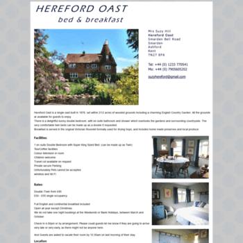 Herefordoast.co.uk thumbnail