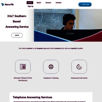 Hero-pa.co.uk thumbnail