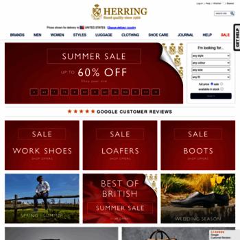 Herringshoes.co.uk thumbnail