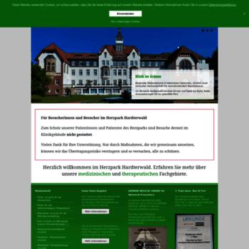 Herzpark-mg.de thumbnail