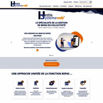 Hestia-systeme.fr thumbnail