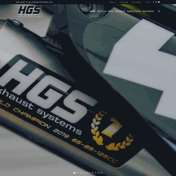 hgs-exhaustsystems com at WI  HGS Exhaust Systems – Power is