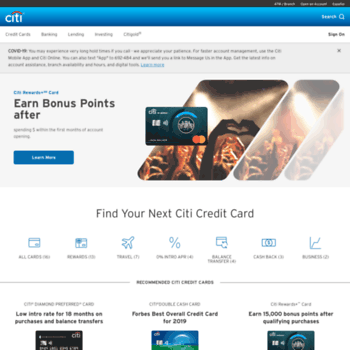 hhonorscard com at WI  Credit Card Offers & Account Login