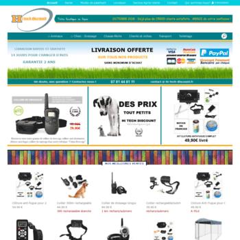 Hi-tech-discount.fr thumbnail