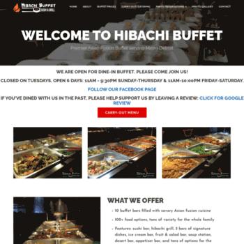 Hibachi.biz thumbnail