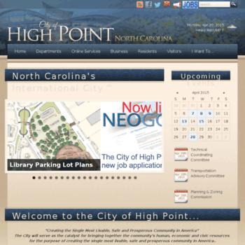 High-point.net thumbnail
