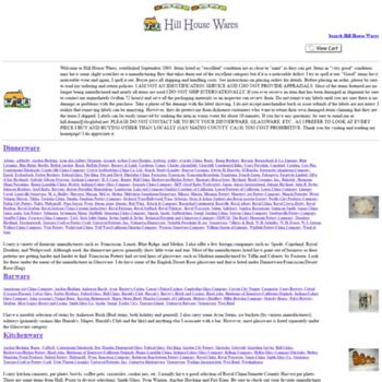 Hillhousewares.com thumbnail