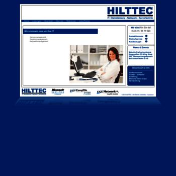 Hilttec.de thumbnail