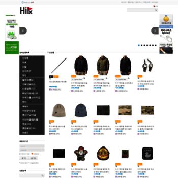 Hipx.co.kr thumbnail