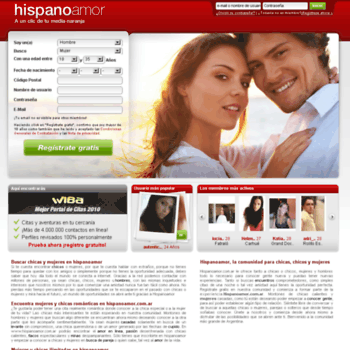 Hispanoamor.com.ar thumbnail