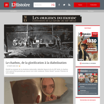 Histoire.presse.fr thumbnail