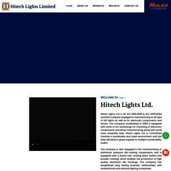Hitechlights.in thumbnail