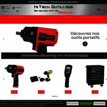 Hitechoutillage.fr thumbnail