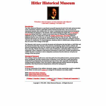 Hitler.org thumbnail