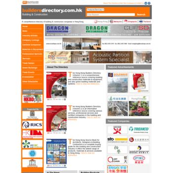 hkbd com hk at WI  Hong Kong Builders - Building & Construction