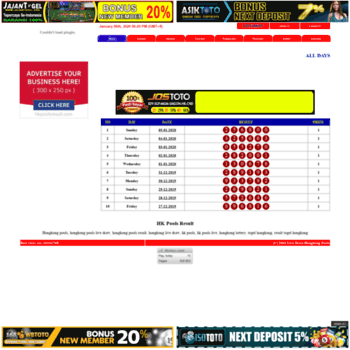 Hkpoolsresult Com At Wi Welcome To Live Draw Hongkong Pools