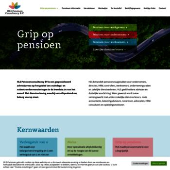 Hls-pensioen.nl thumbnail