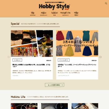 Hobbystyles.jp thumbnail