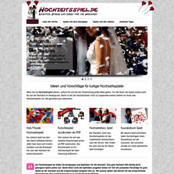 Hochzeitsspiel.de thumbnail
