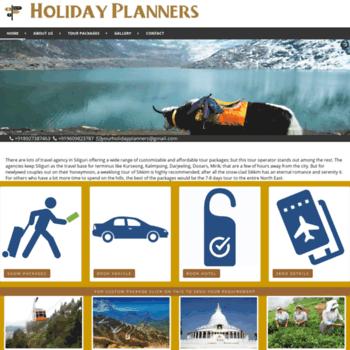 Holidayplannrs.com thumbnail