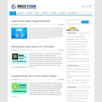 Holisticom.net thumbnail
