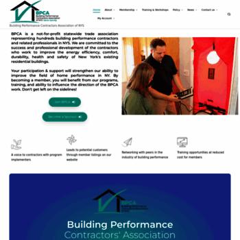 Home-performance.org thumbnail