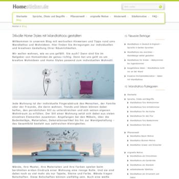 Home-styles.de thumbnail