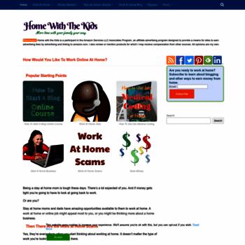 Homewiththekids.com thumbnail