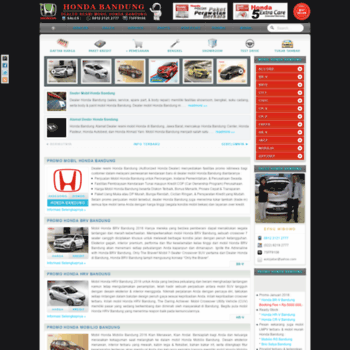 Hondabandung.net thumbnail