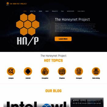 Honeynet.org thumbnail