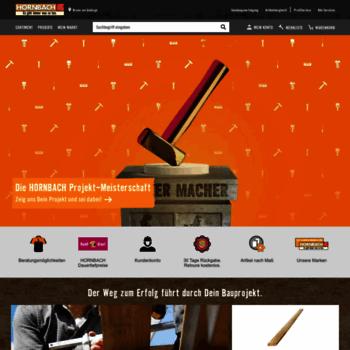 Hornbach.at thumbnail