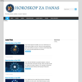 horoskopzadanas com at WI  Horoskop za danas - Dnevni
