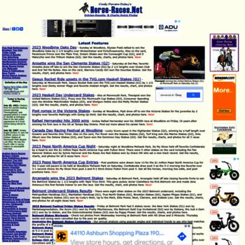 Horse-races.net thumbnail
