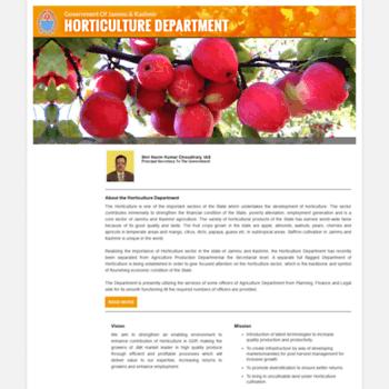 Horticulture.jk.gov.in thumbnail