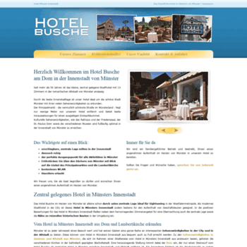 Hotel-busche.de thumbnail