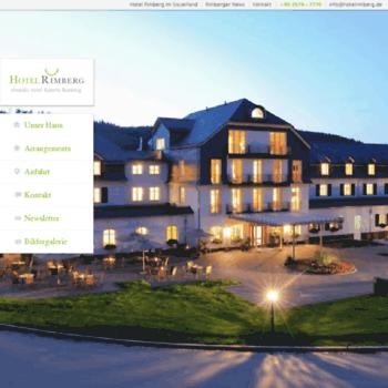 Hotel-knoche-rimberg.de thumbnail