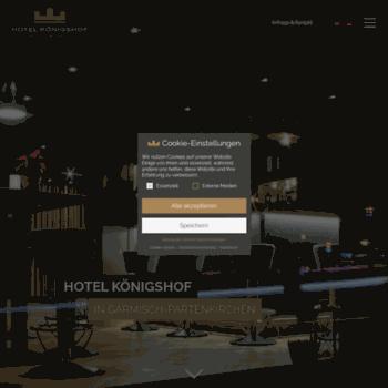 Hotel-koenigshof-garmisch.de thumbnail
