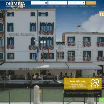 Hotel-olimpia.com thumbnail