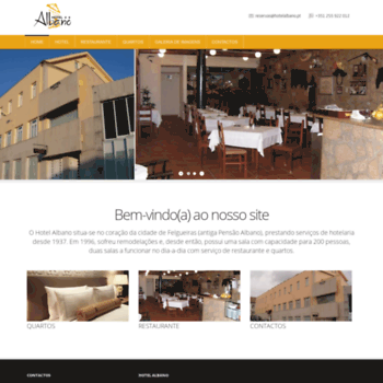 Hotelalbano.pt thumbnail