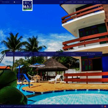 Hotelriomar.com.br thumbnail