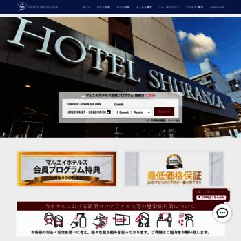 Hotelshuranza-chiba.jp thumbnail