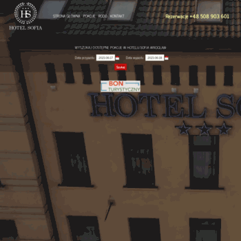 Hotelsofia.pl thumbnail