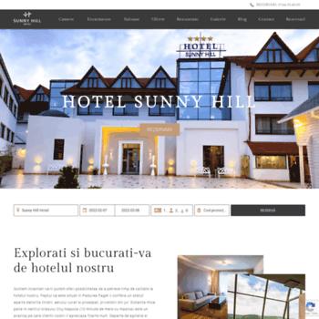 Hotelsunnyhill.ro thumbnail